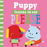 Omslag - Playdate Pals: Puppy Learns to Say Please