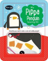 Omslag - Pippa Penguin Sewing Tin