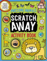 Omslag - Awesome Animals Scratch Away Activity Book