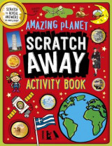 Omslag - Amazing Planet Scratch Away Activity Book