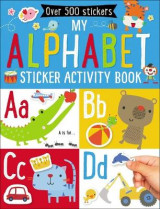 Omslag - My Alphabet Sticker Activity Book