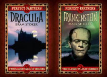 Perfect Partners: Dracula & Frankenstein av Bram Stoker og Mary Shelley (Innbundet)