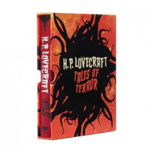 H. P. Lovecraft's Tales of Terror av H. P. Lovecraft (Innbundet)