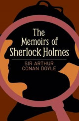 Omslag - The memoirs of Sherlock Holmes