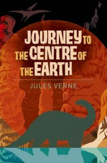 Journey to the centre of the earth av Jules Verne (Heftet)