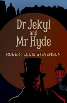 Dr. Jekyll and Mr Hyde av Robert Louis Stevenson (Heftet)