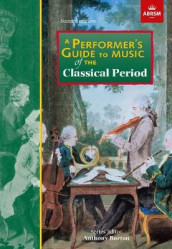 A Performer's Guide to Music of the Classical Period av Barry Cooper, Duncan Druce, Cliff Eisen, Jane Glover, Ashley Solomon, David Ward, Richard Wigmore og David Wyn Jones (Notetrykk)