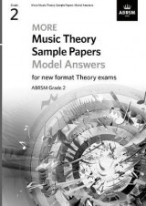 Omslag - More Music Theory Sample Papers Model Answers, ABRSM Grade 2