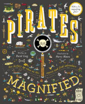 Pirates Magnified av Harry Bloom og David Long (Innbundet)