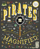Pirates Magnified av Harry Bloom og Professor David Long (Innbundet)