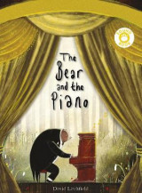 Omslag - The Bear and the Piano Sound Book