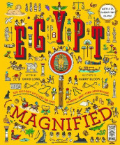 Egypt Magnified av David Long (Innbundet)