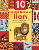 Omslag - 10 Reasons to Love... a Lion
