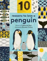 Omslag - 10 Reasons to Love... a Penguin