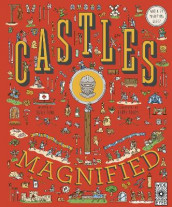 Castles Magnified av David Long (Innbundet)