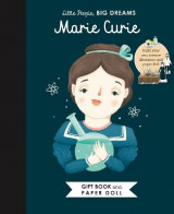 Omslag - Little People, BIG DREAMS: Marie Curie Book and Paper Doll Gift Edition Set