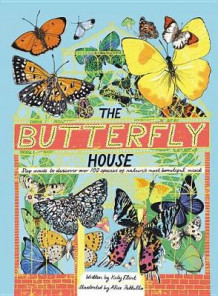 The Butterfly House av Katy Flint (Innbundet)