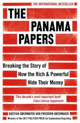 Omslag - The Panama Papers