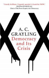 Omslag - Democracy and Its Crisis