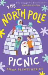 Omslag - The North Pole Picnic