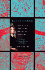 Omslag - Inheritance: The Lost History of Mary Davies