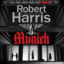 Munich av Robert Harris (Lydbok-CD)