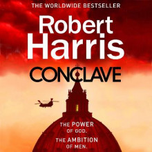 Conclave av Robert Harris (Lydbok-CD)
