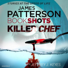 Killer Chef av James Patterson (Lydbok-CD)