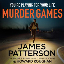 Murder Games av James Patterson (Lydbok-CD)