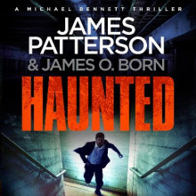 Haunted av James Patterson (Lydbok-CD)