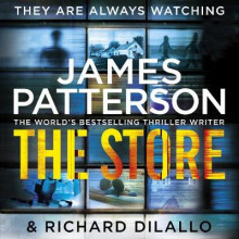 The Store av James Patterson (Lydbok-CD)