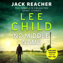 No Middle Name av Lee Child (Lydbok-CD)