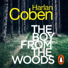 The Boy from the Woods av Harlan Coben (Lydbok-CD)