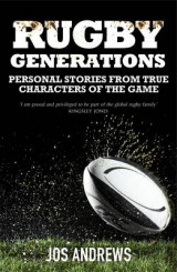 Omslag - Rugby Generations