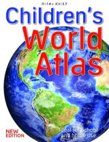 Omslag - Children's World Atlas