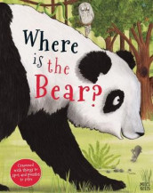Where is the Bear? av Camilla de la Bedoyere (Innbundet)
