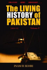 Omslag - The Living History of Pakistan (2014-2015): Volume 5