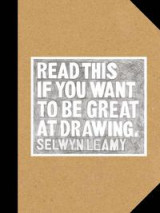 Omslag - Read this if you want to be great at drawing