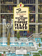 Omslag - Pierre The Maze Detective: The Mystery of the Empire Maze Tower