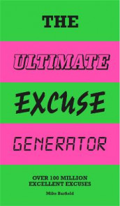 The Ultimate Excuse Generator av Mike Barfield (Spiral)