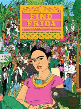 Omslag - Find Frida
