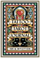 Tattoo Tarot Journal av Diana McMahon Collis (Notatblokk)