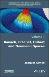 Omslag - Banach, Frechet, Hilbert and Neumann Spaces