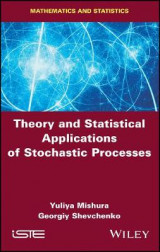 Omslag - Theory and Statistical Applications of Stochastic Processes
