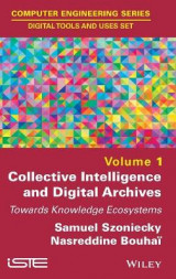 Omslag - Collective Intelligence and Digital Archives
