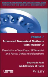 Omslag - Advanced Numerical Methods with Matlab 2 Resolution of Nonlinear, Differential and Partial Differential Equations
