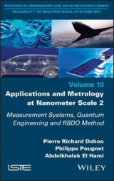 Omslag - Applications and Metrology at Nanometer-Scale 2