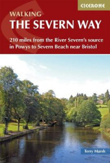 The Severn Way av Terry Marsh (Heftet)