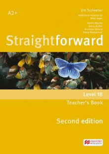 Straightforward: Teacher's Book Pack B Level 1 av Jim Scrivener (Blandet mediaprodukt)