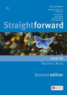 Straightforward - Level 2 - B1 - Teacher's Book Pack A av Jim Scrivener (Blandet mediaprodukt)